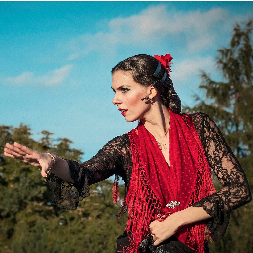 Vérében van a flamenco